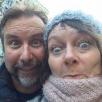 Carl Eeckelaerts en Annick Igo